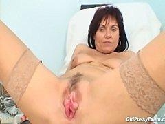 Gyno pussy exam